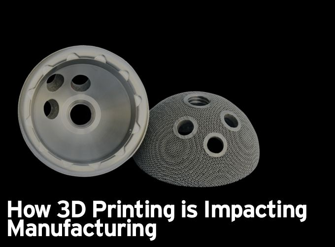 How 3D Printing is Impacting Manufacturing