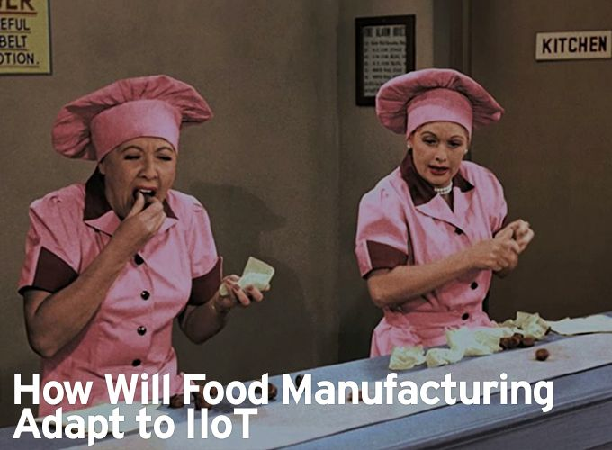 How Will Food Manufacturing Adapt to IIoT