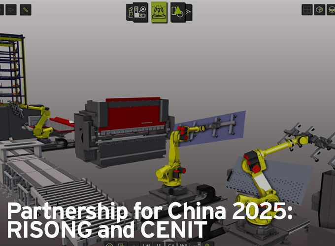 Partnership for China 2025: RISONG and CENIT