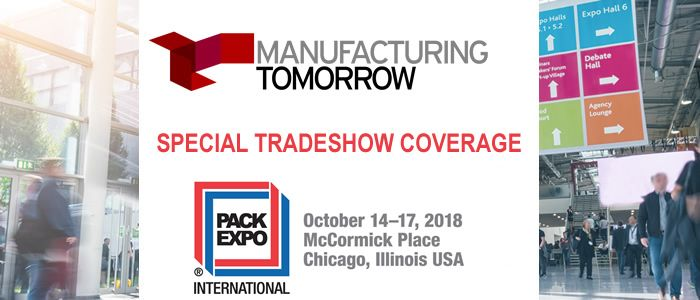 ManufacturingTomorrow - Special Tradeshow Coverage<br>PACK EXPO International