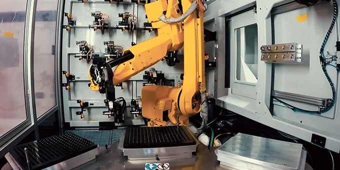 What Do Robotics Mean for the Cutting Tools Industry