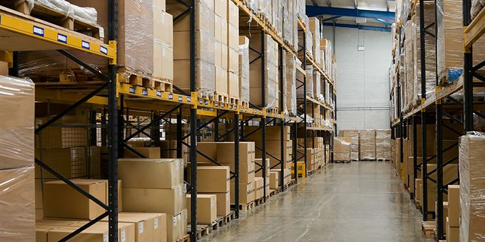 Warehouse Efficiency Improves Operations