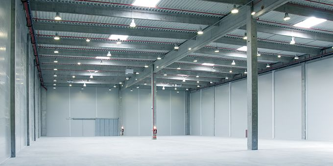 Energy Efficiency Trends for Warehouses