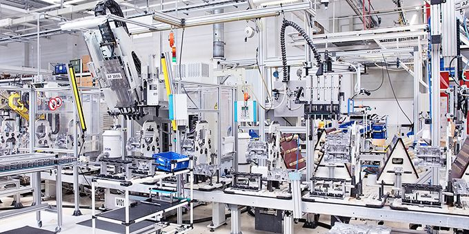 Technology to Optimize Your Manufacturing Plant