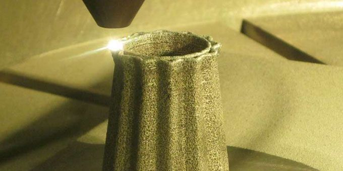 Quick Guide to Metal Additive Manufacturing for Industrial Components