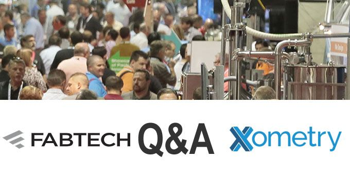 FABTECH Expo Q&A with Xometry