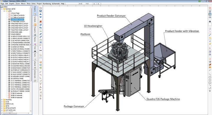 The Integration of Electrical CAD/CAE for Machine Manufacturing