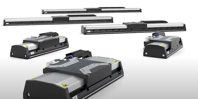 High Precision Linear Motor Stages for Industrial Automation