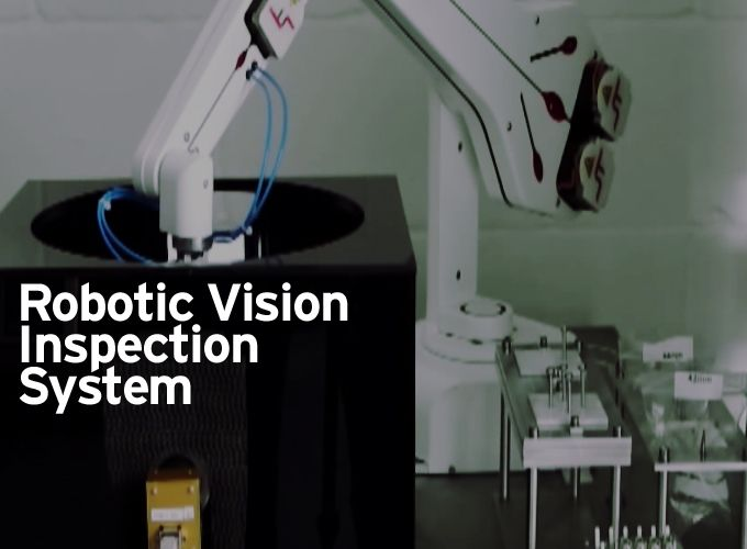 Robotic Vision Inspection System