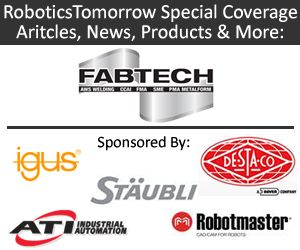 Special Tradeshow Coverage for FABTECH 2015