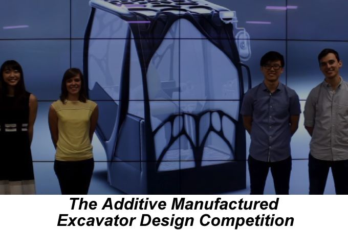 The Additive Manufactured Excavator Design Competition