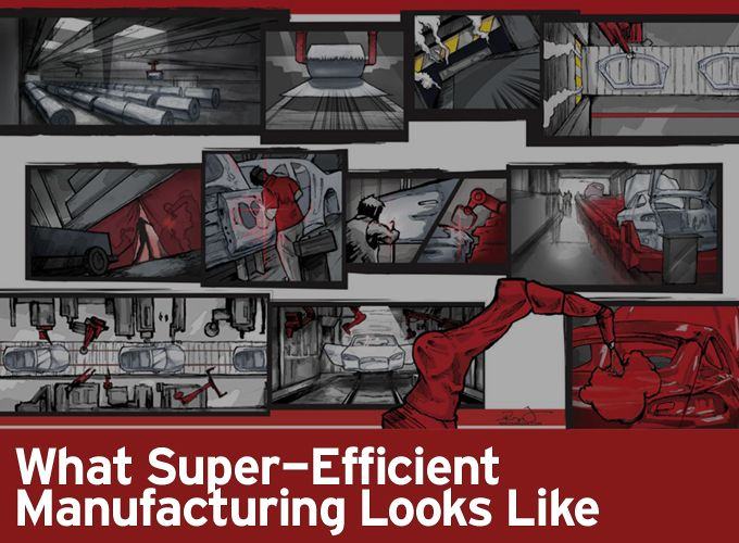 What Super-Efficient Manufacturing Looks Like