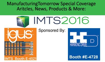 Special Tradeshow Coverage for The International Manufacturing Technology Show (IMTS 2016)