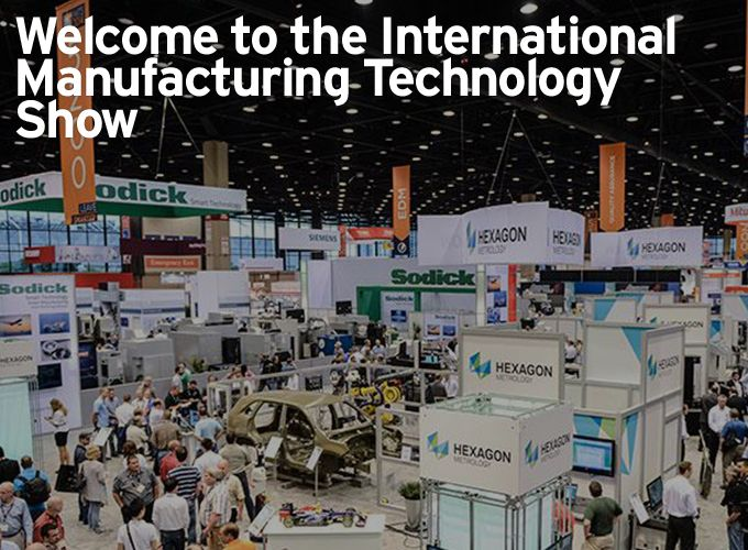 Welcome to the International Manufacturing Technology Show