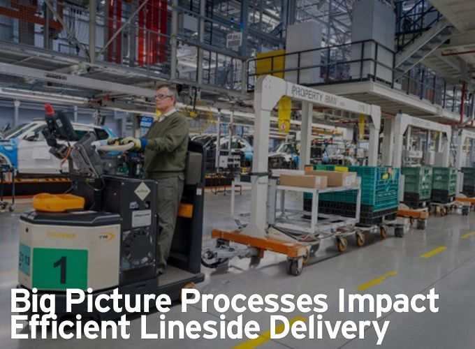 Big Picture Processes Impact Efficient Lineside Delivery