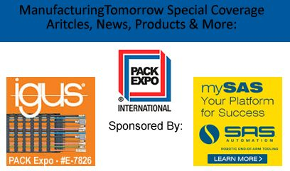 Special Tradeshow Coverage for PACK Expo International