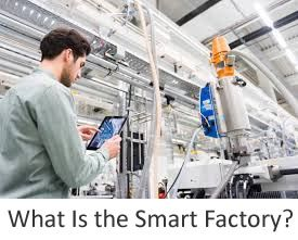 What is Smart Manufacturing & the Smart Factory?