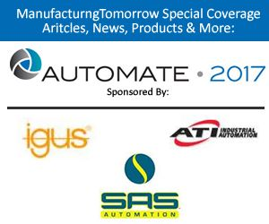 Special Tradeshow Coverage for Automate 2017