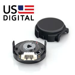 US Digital - E4T Miniature Optical Kit Encoder