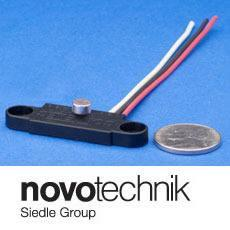 Novotechnik - Vert-X 05E Series of dual angle/speed sensors