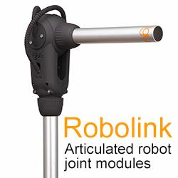 igus® Robolink: Articulated joint modules for robots. Lightweight. Compact.