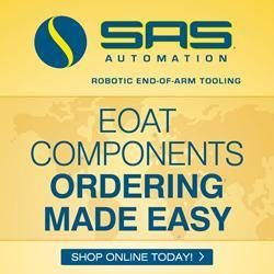 SAS Automation - Robotic End-of-Arm Tooling