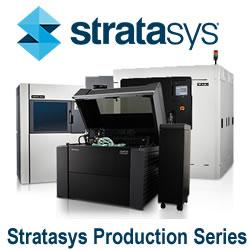 Stratasys Production Series - Production, without the line