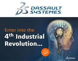 3DEXPERIENCE - The rules of the game have changed. Enter into the 4th Industrial Revolution.