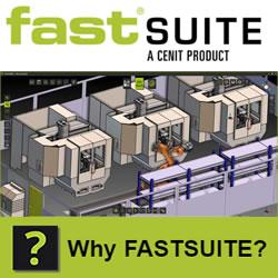 FASTSUITE - Focus on efficiency in Digital Factory
