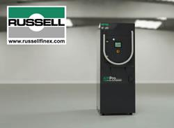Russell Finex - Reclaiming and recycling additive manufacturing powders