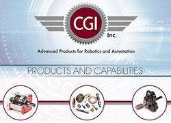 CGI Motion - Advanced Products for Robotics and Automation