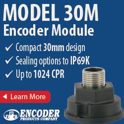 Model 30MT Magnetic Encoder Module