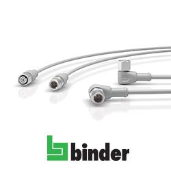 New M12 A-Coded Connectors from binder are now Ecolab and FDA certified