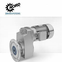 Efficient. Hygienic. Compact. NORD IE5+ Motors Offer New Levels of Energy Efficiency