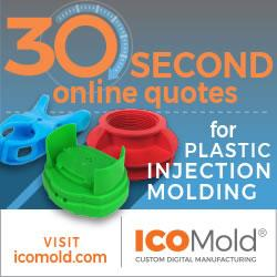 ICOMold - Instant Online Quotes for Plastic Injection Molding
