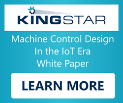 The Machine Control Architecture That Adapts to Ever Changing Market Requirements in the IoT Era