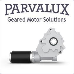 Parvalux Conveyor Belt Motors