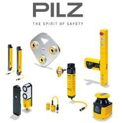 Pilz Safety sensors for industrial use