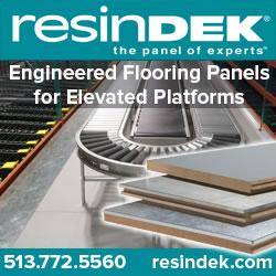 ResinDek® Panels, The Flooring Solution for Mezzanines
