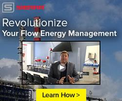 Sierra Introduces One Complete Industrial Flow Energy Solution