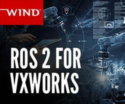 WIND RIVER - ROS 2 for VxWorks