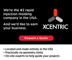 Xcentric - Injection Molding Services