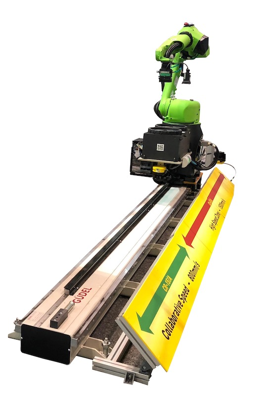 Automate 2019 with Güdel Inc  | ManufacturingTomorrow
