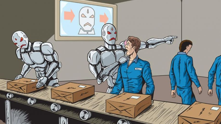 Image result for is a robot after your job