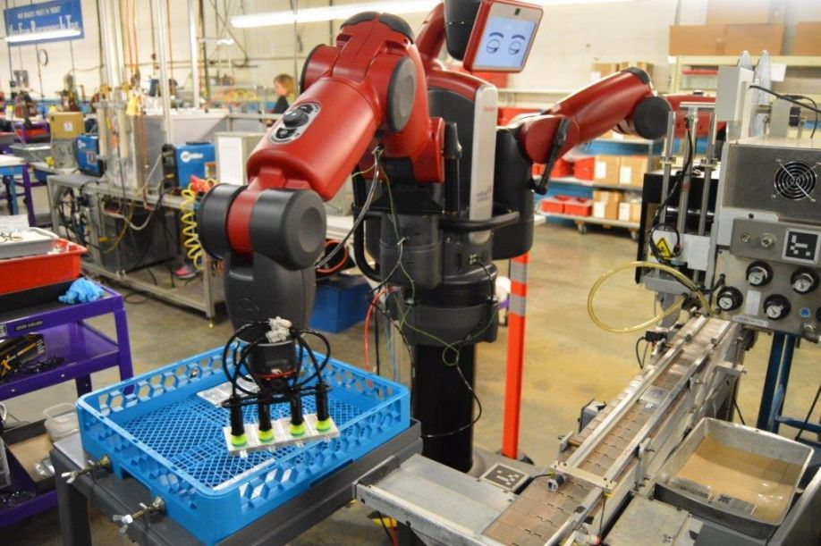 Image result for Cornell Dubilier inspection robot