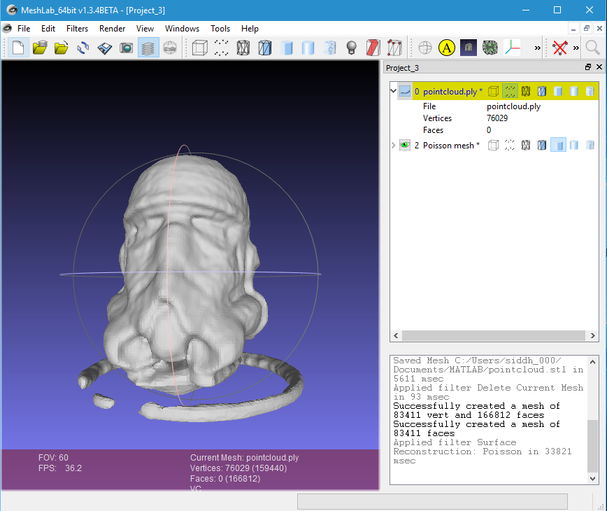 Raspberry Pi And MATLAB based 3D Scanner | ManufacturingTomorrow